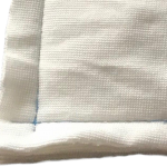 Cat 1 disinfected cotton cloth to clean grease and grime