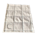 Cat 1 sterilized cleaning cloth is antistatic for cleaning